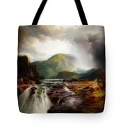 The Wilds Of Lake Superior Tote Bag