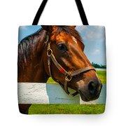 Thoroughbred Tote Bag