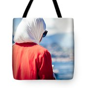 Thoughtful Women Tote Bag