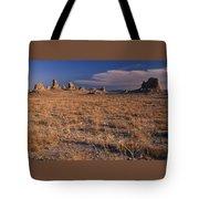 Trona Pinnacles Tote Bag