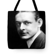 T.s. Eliot (1888-1965) Tote Bag