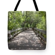 Turkey Creek Tote Bag