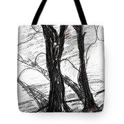 Two Tree Tote Bag
