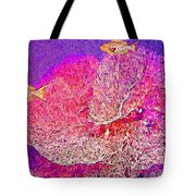 Underwater. Coral Reef. Tote Bag