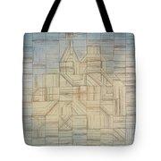 Variations Progressive Motif Tote Bag