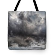 Volcanic Plumes With Poisonous Gases Tote Bag