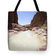 Wadi Zered Western Jordan Tote Bag