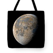 Waning Gibbous Moon / Day 20 Tote Bag