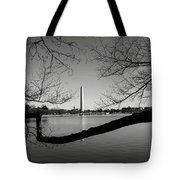 Washington Memorial Tote Bag