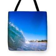 Wave Photo Tote Bag