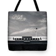 Welcome To Rochester City Center Tote Bag