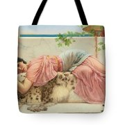 When The Heart Is Young Tote Bag