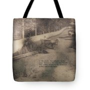 Whiskeytown National Recreation Area Tote Bag