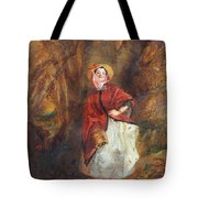 William Powell Frith Tote Bag