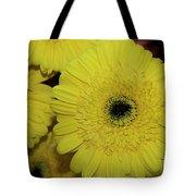 Yellow Gerbers Tote Bag