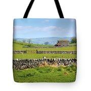 Yorkshire Dales - England Tote Bag