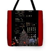 30 Rock, Christmas Eve, 2011 Tote Bag