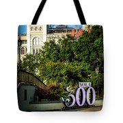 300 Years Of New Orleans Tote Bag