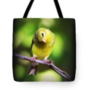 3008 - Goldfinch Tote Bag