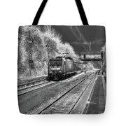 301 Ice Train Tote Bag
