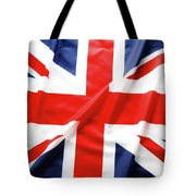 British Flag 6 Tote Bag