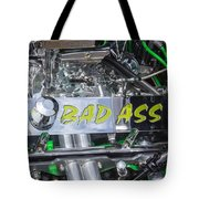 31 Ford Roadster Bad Ass Motor Tote Bag