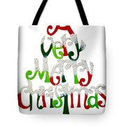 Christmas. Tote Bag