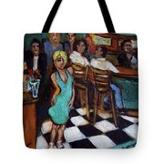 32 East Tote Bag