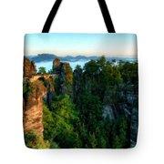 Landscape Paintings Tote Bag