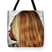 Roatan People Tote Bag