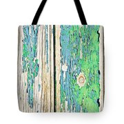 Weathered Wood Tote Bag