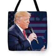Donald Trump Tote Bag
