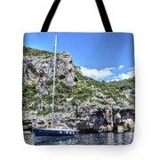 Hvar Croatia Tote Bag