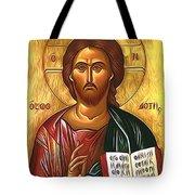 Jesus Christ Catholic Art Tote Bag