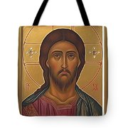 Jesus Christ Lord Savior Tote Bag