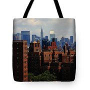 New York City Skyline 3 Tote Bag