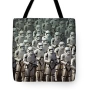The Force Awakens Tote Bag