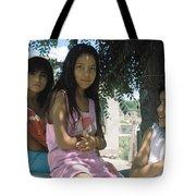 Cuidad Juarez Mexico Color From 1986-1995 Tote Bag