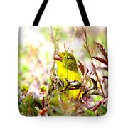 3395 - Tanager Tote Bag
