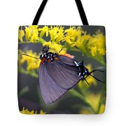 3398 - Butterfly Tote Bag