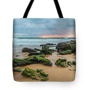 Dawn Seascape Tote Bag