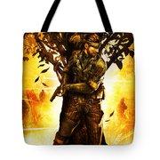 Metal Gear Tote Bag