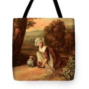 Walton Henry A Country Maid Henry Walton Tote Bag