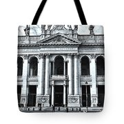 winter in Rome Tote Bag