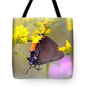 3433 - Butterfly Tote Bag