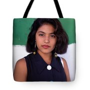 Cuidad Juarez Mexico Color From 1986-1995 Tote Bag