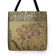 Five Wise Virgins Tote Bag