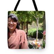 Japanese Women Tote Bag