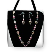 3571 Rhodonite Set Tote Bag