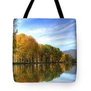 S Landscape Tote Bag